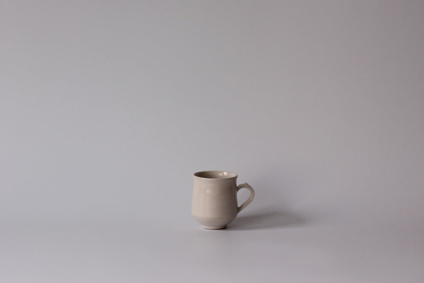 Ivory Coffee Cups