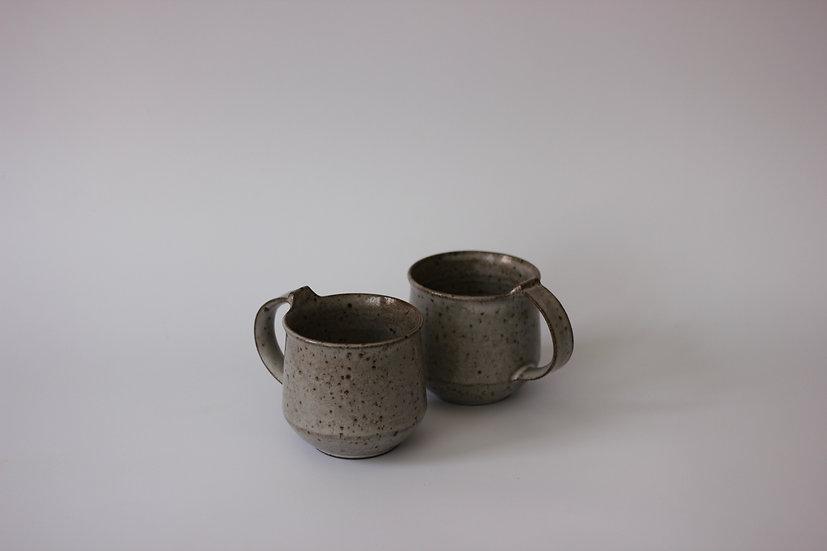 Flint Flecked Mugs