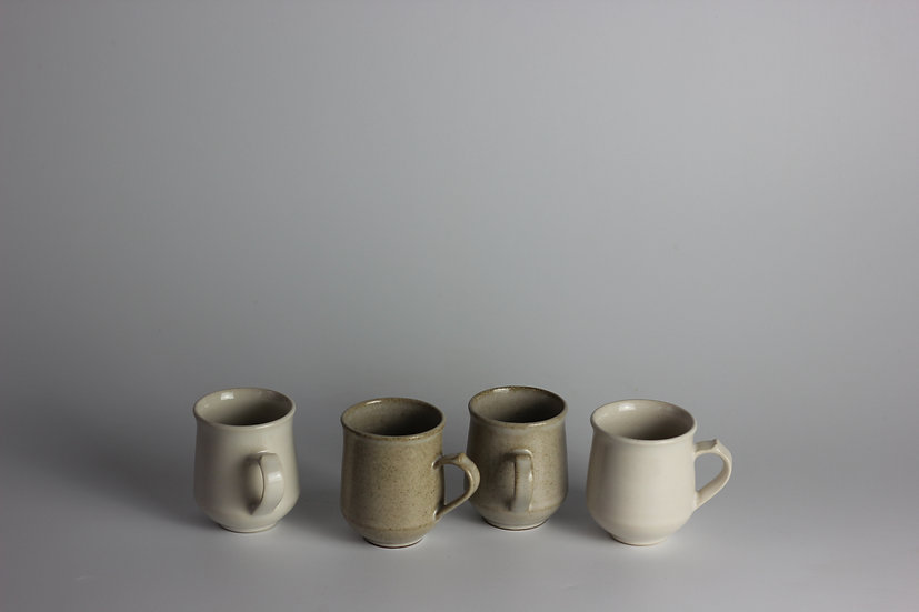 Moss Coffee Cups