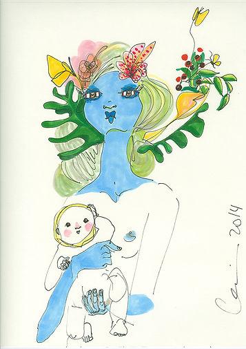 Desenhos Inéditos -  Série Urban Arts 2014 6