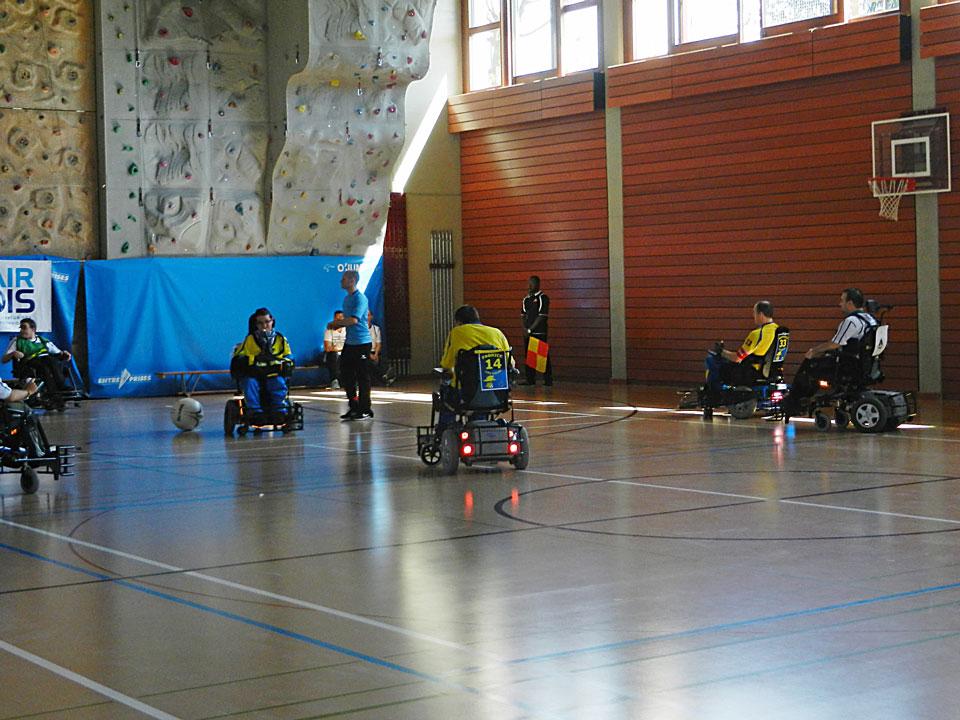 Sport pour tous janvier 2015