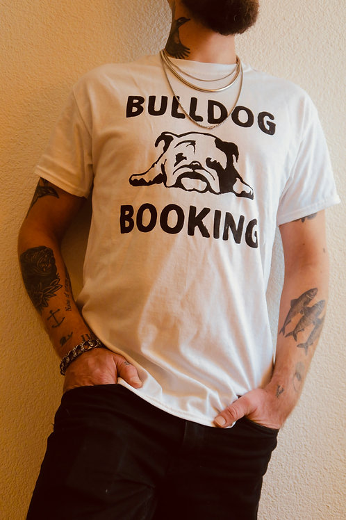 Bulldog Booking Unisex Shirt