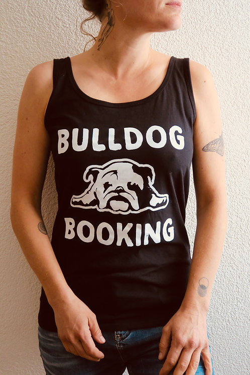 Bulldog Booking Tanktop Ladies