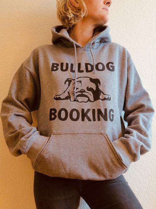 Bulldog Booking Hooded Sweatshirt