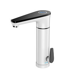 JNOD  TA33D White-Silver Hot Water Tap