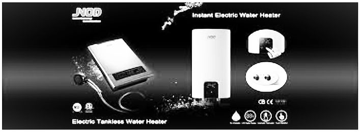 JNOD Electric Hot Water