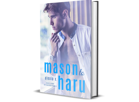 FREE The Beast and I Full-length Audiobook and Mason to Haru Pre-Order