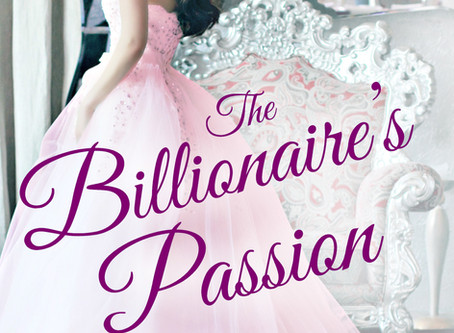 The Billionaire's Passion Teaser