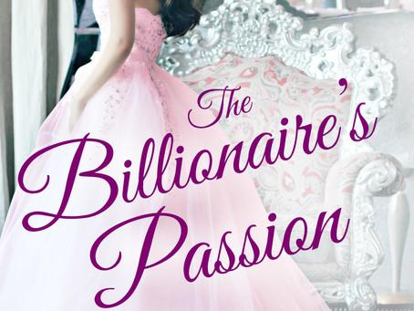The Billionaire's Passion Teaser