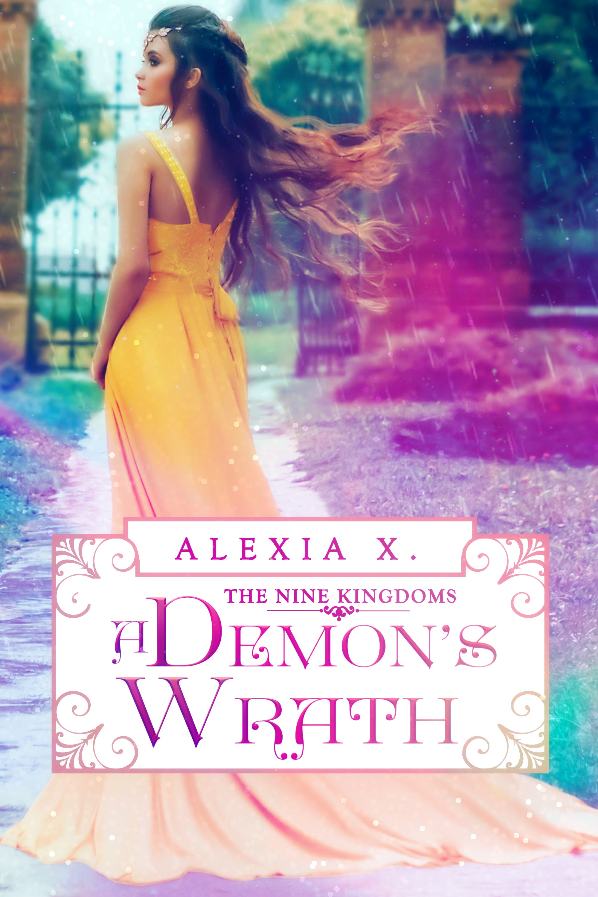 1 - A Demon's Wrath 2020 V4 A COVER