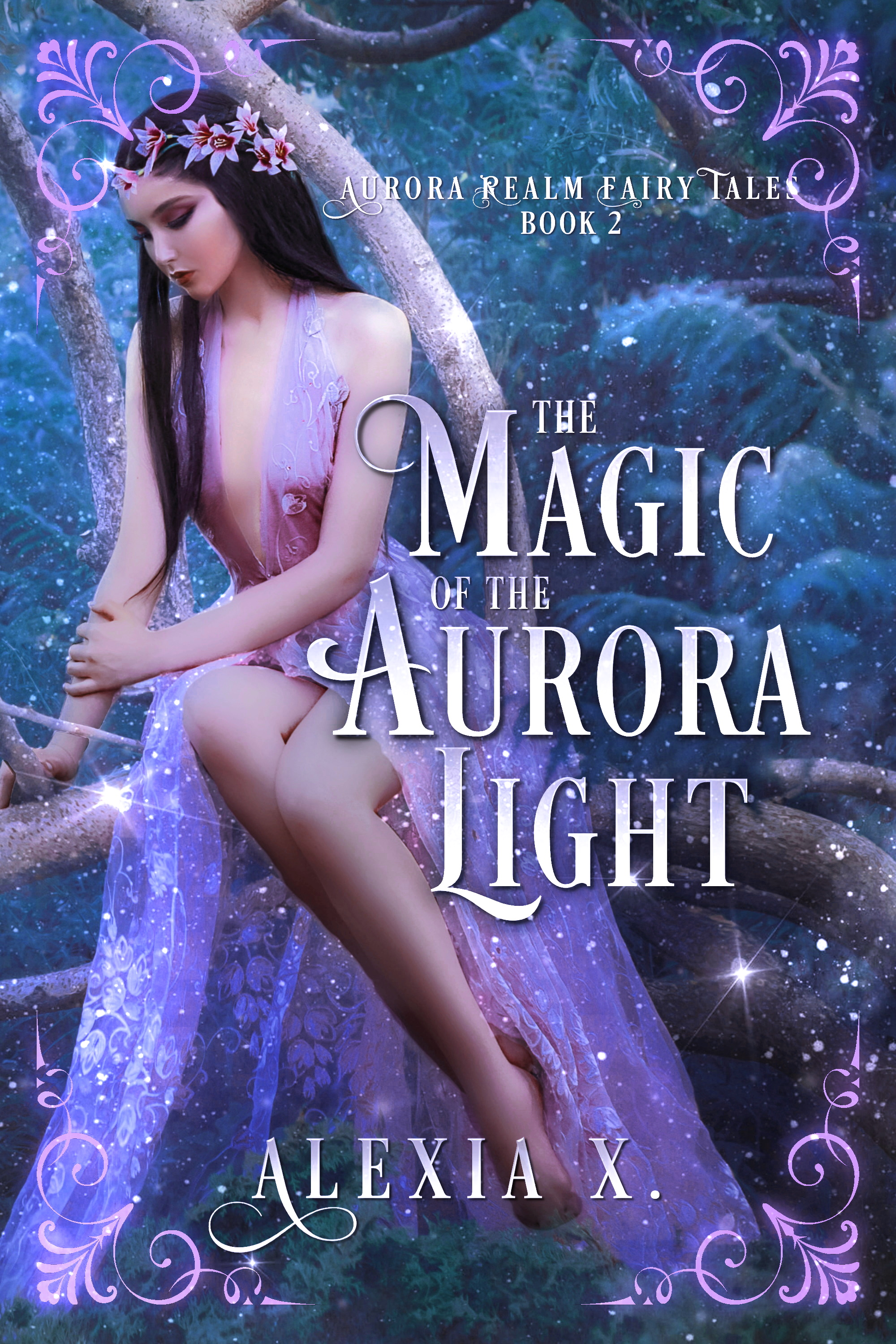 The Magic of the Aurora Light