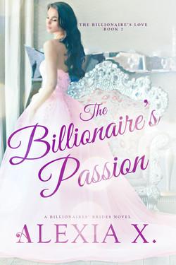 4 - Billionaire's Passion