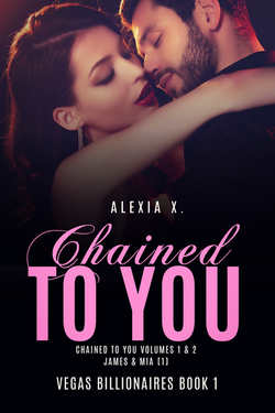 VB 1 - CHAINED TO YOU V2 COVER