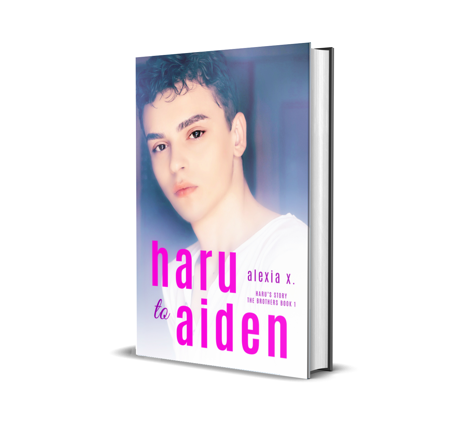 1 3D - HARU TO AIDEN