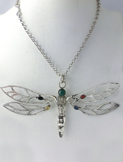 DRAGON-FLY PENDANT