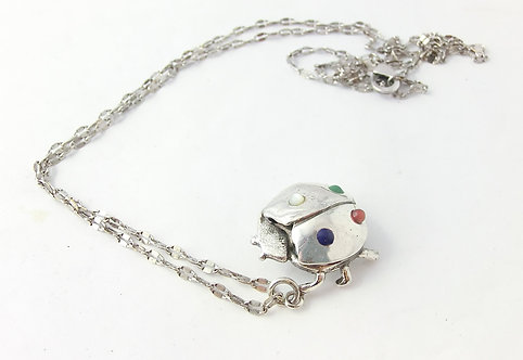 LADY-BUG SMALL PENDANT