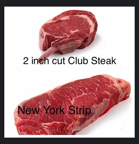 Steak Combo Package