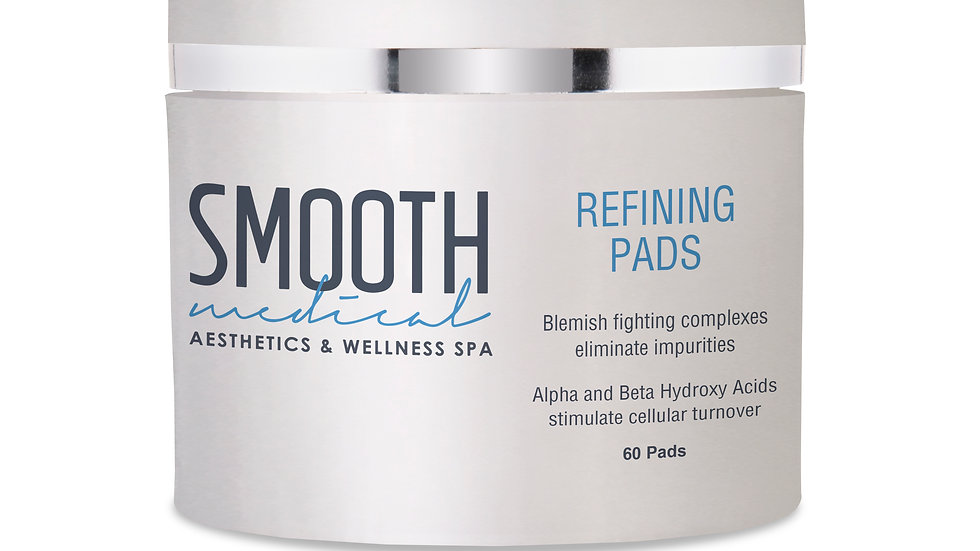 Smooth Refining Pads