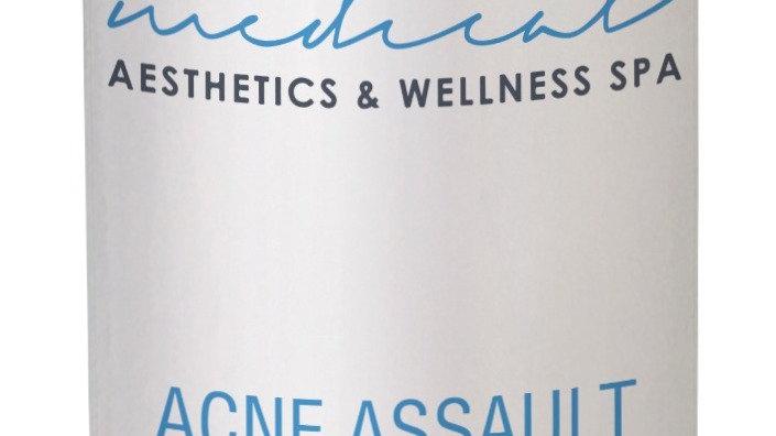 Acne Assault Creamy Gel Wash