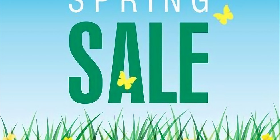 April Sale Day