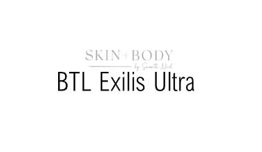 BTL Exilis Ultra Skin Tightening and Fat Reduction