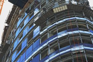 Budynek w budowie