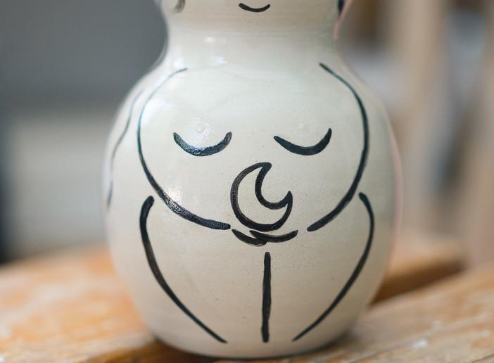 Vase petite femme n*2