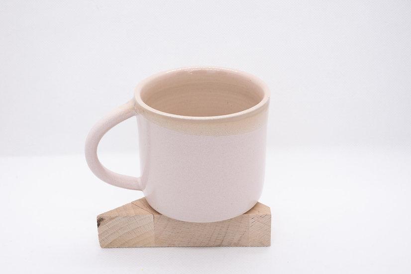 Tasse à thé, fleur de vie, rose pâle (n*3)