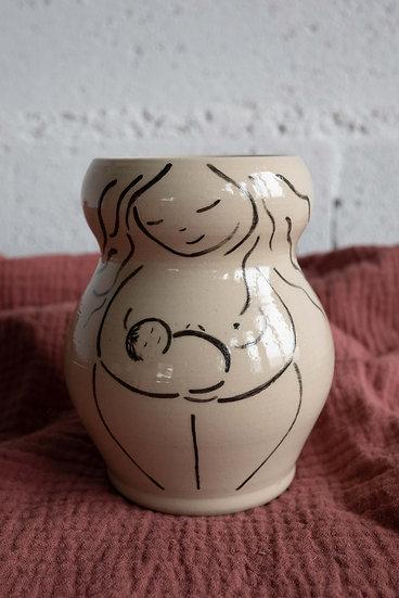 Vase Déesse Maternelle (petit, n°13)