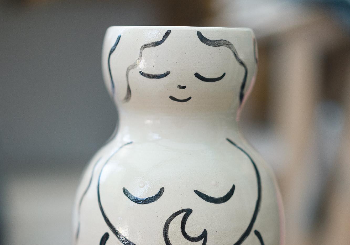 """Vase """"Petite femme"""""""