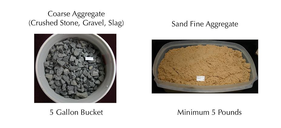Coarse & Fine Aggregates