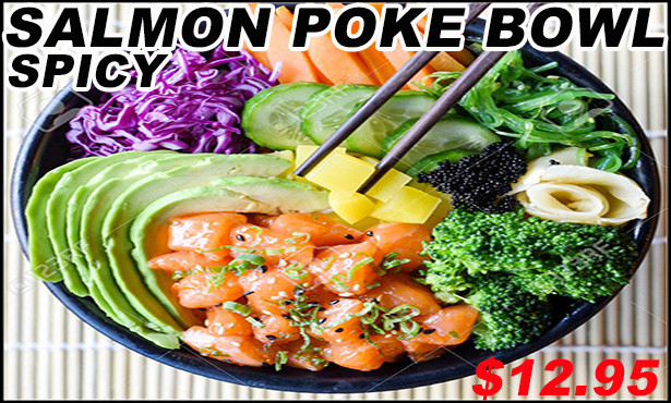 Spicy salmon Poke bowl.jpg