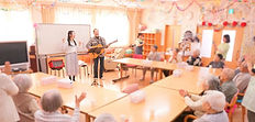 地域社会とつながる音楽イベント、音楽レクリエーション、音楽療法