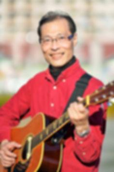 長島弘幸(「音楽で笑顔!プロジェクト」代表)