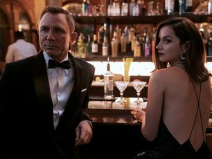 No Time To Die publicity Still - James Bond