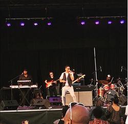 Jon B. Summer Stage