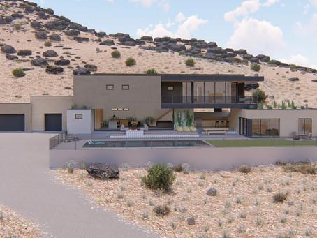 The Alvamar Residence: A Multigenerational Desert Modern Custom Home