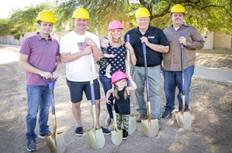 Starwood Celebrates New Custom Home Building Projects