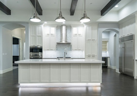 A factor of energy efficiency is the appliances in a kitchen.