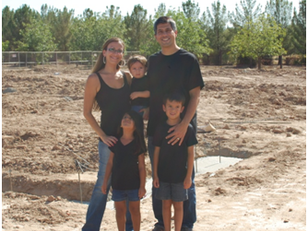 Making Their Dream Home a Reality