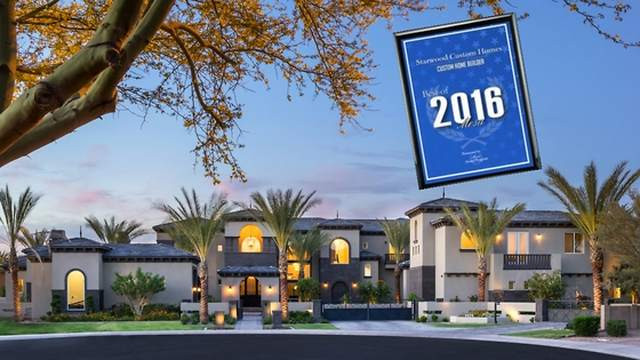 Custom Home Builder Best of Mesa 2016 Awarded to Starwood Custom Homes