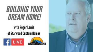 ListerPros features Roger Lewis, Arizona Custom Home Builder