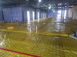 MS Floor vapor barrier