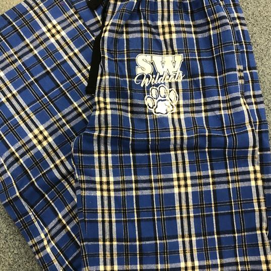 NEW! Flannel Pajama Pants