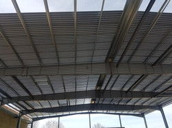 Acoustical roof