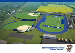 Rendering Poster Athletic Fields_SW