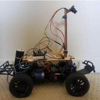 Autonomous RC Car