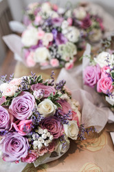 Bouquet shot from Tara Florence