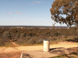 View Point looking over St Arnaud, A Hughes