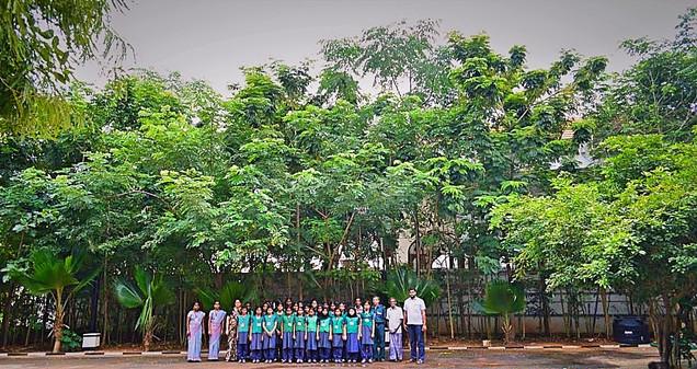 Afforestt Muthupettai Project Year 2.